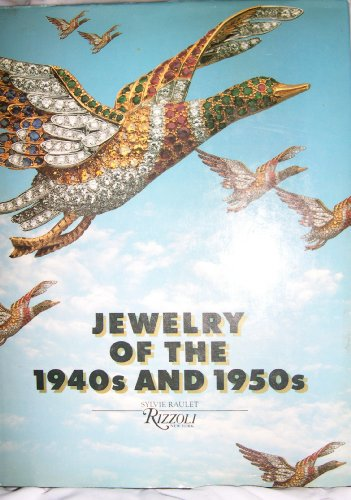 Jewelry of the 1940s and 1950s: RAULET, Sylvie