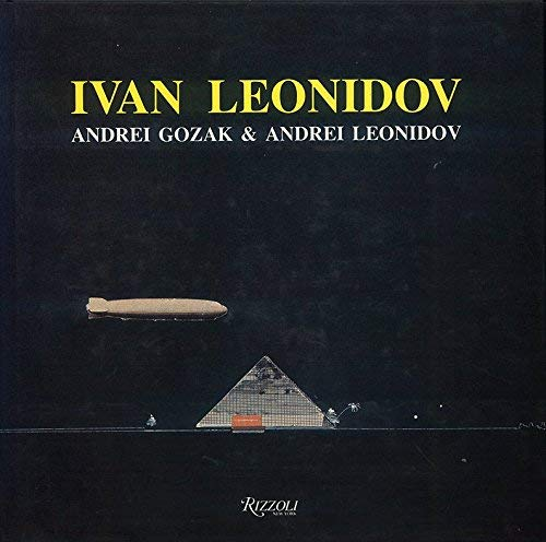 9780847809516: Ivan Leonidov; The Complete Works