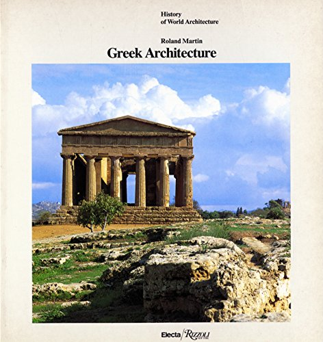 Greek Architecture: Architecture of Crete, Greece, and the Greek World (History of World ...