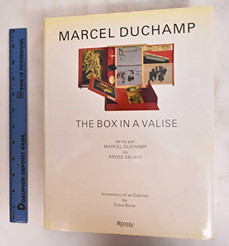 9780847809790: Marcel Duchamp: The Box in a Valise