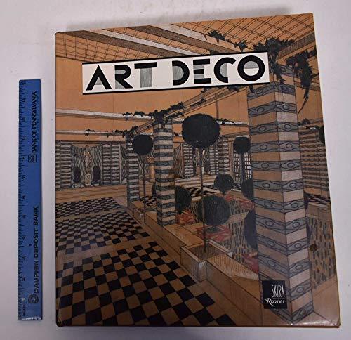 9780847809882: Art Deco 1903-1940