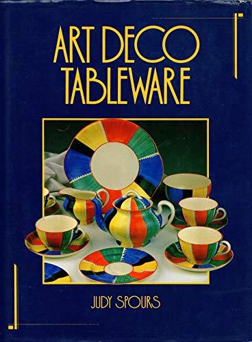 9780847809912: Art Deco Tableware