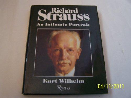 9780847810215: Richard Strauss: An Intimate Portrait