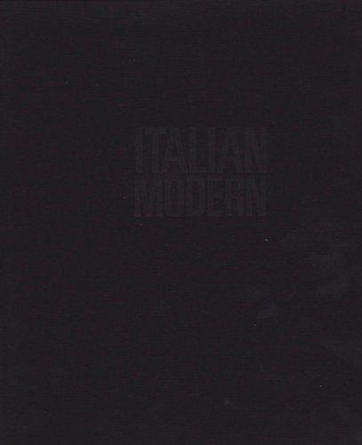 Italian Modern: A Design Heritage: Giovanni Albera &