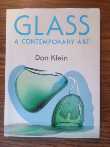 9780847810819: Glass: A Contemporary Art