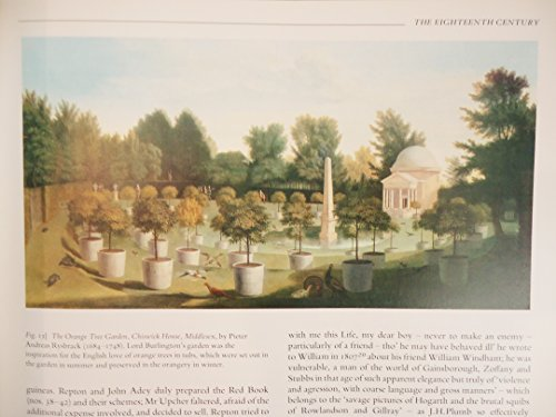 The Art and Architecture of English Gardens: Designs for the Garden from the Collection of the ...