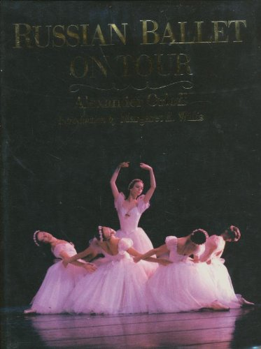 Russian Ballet On Tour (Signed photo Maya: Alexander Orloff