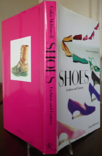 9780847811120: Shoes: Fashion and Fantasy