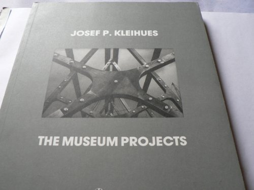 9780847811267: Josef Paul Kleihues: The Museum Projects
