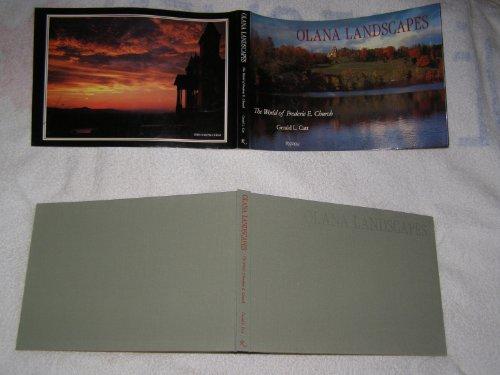 9780847811465: Olana Landscapes