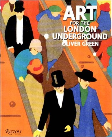 Art for the London 'Underground'