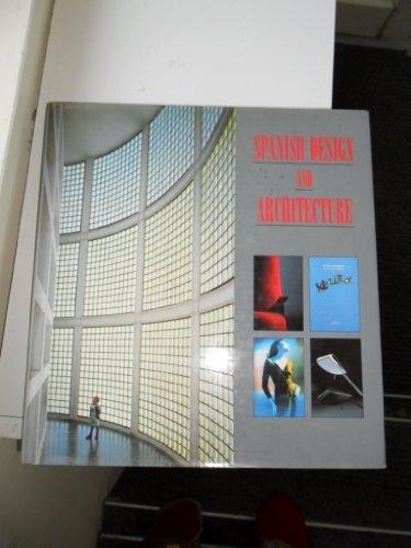 9780847811731: Spanish Design and Architecture