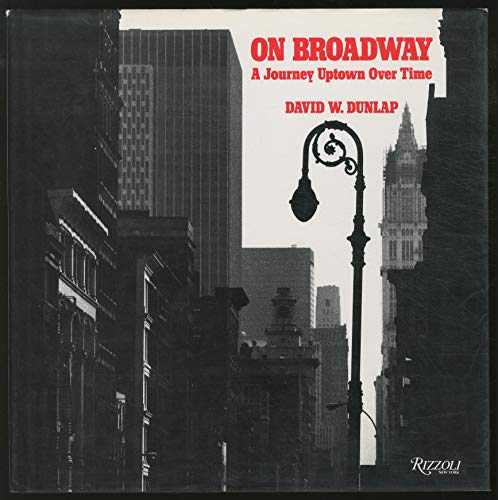 On Broadway a Journey Uptown Over Time