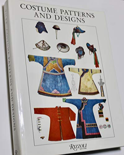 9780847812097: Costume Patterns & Designs