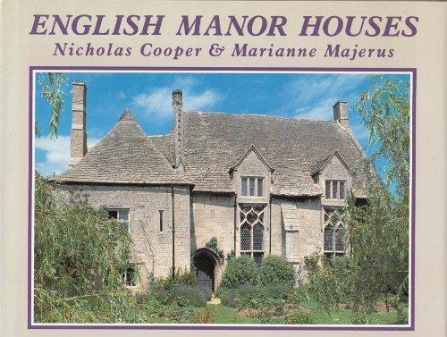 9780847812295: English Manor Houses