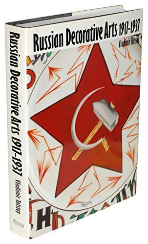Russian Decorative Arts 1917-1937.: Tolstoy, Vladimir