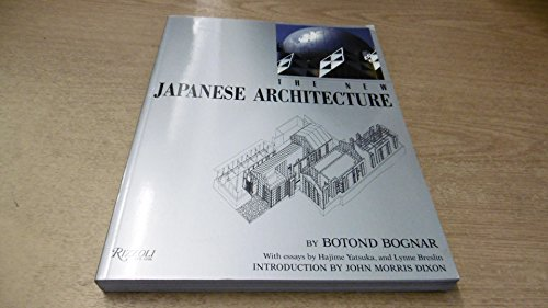 9780847812660: New Japanese Architecture