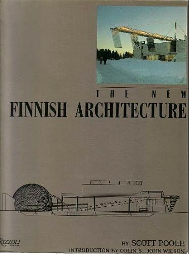 9780847813162: New Finnish Architecture
