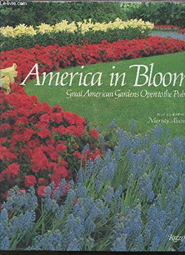 America in Bloom: Murray Alcosser and