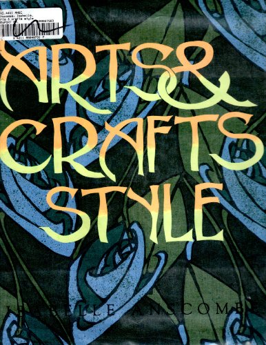 9780847813285: Arts and Crafts Style
