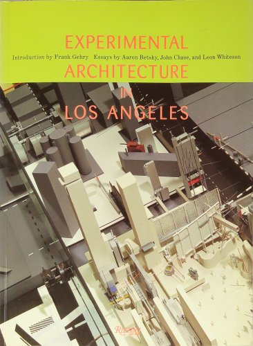 9780847813384: Experimental Architecture In Los Angeles