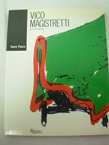 9780847813421: Vico Magistretti: Designer