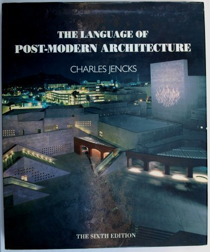 9780847813599: The Language of Post-Modern Architecture