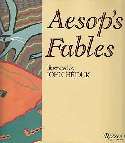 9780847813643: Aesop's Fables