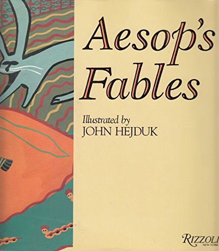 9780847813643: Aesop's Fables Illustrated by John Hejduk