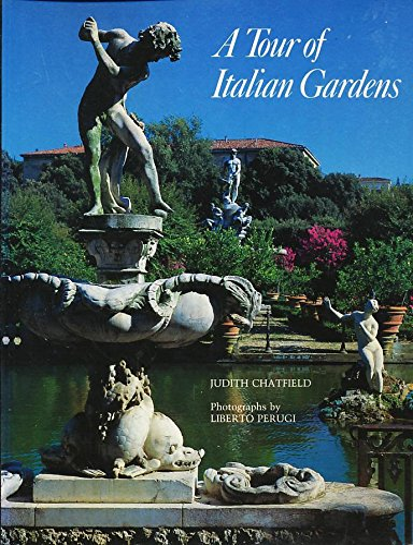 9780847814541: A Tour of Italian Gardens