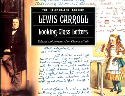 9780847814701: Lewis Carroll: Looking-Glass Letters