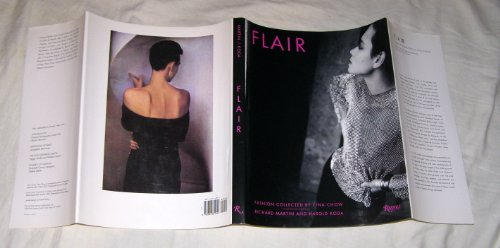 9780847814954: Flair: Fashion Collected by Tina Chow