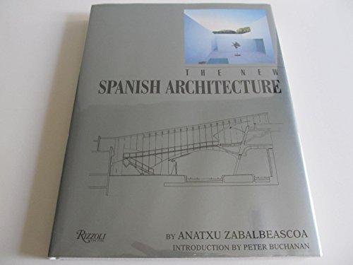 New Spanish Architecture: Zabalbeascoa, Anatxu