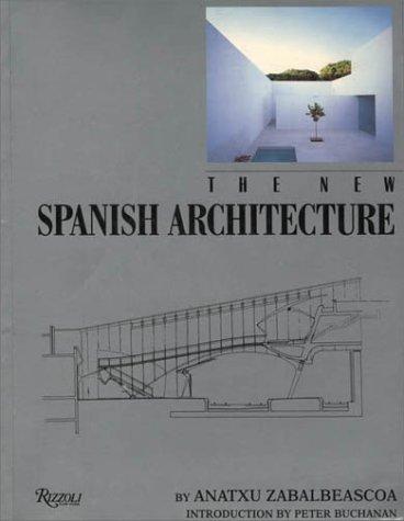 9780847815333: New Spanish Architecture