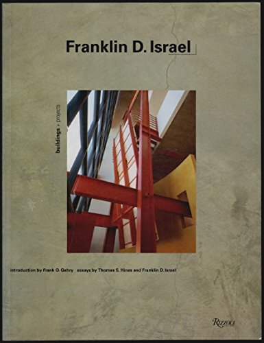 9780847815388: Franklin D. Israel: Buildings + Projects