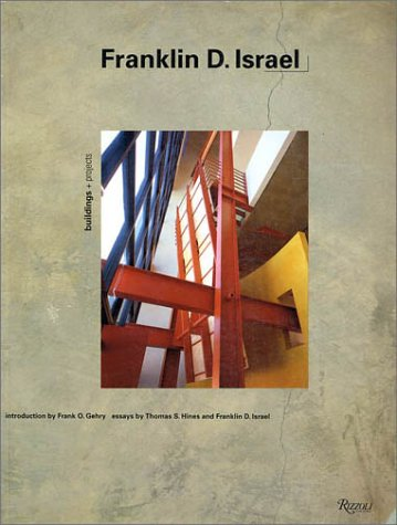 9780847815395: Franklin D. Israel: Buildings + Projects
