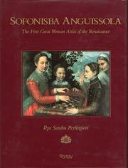 9780847815449: Sofonisba Anguissola: The First Great Woman Artist of the Renaissance