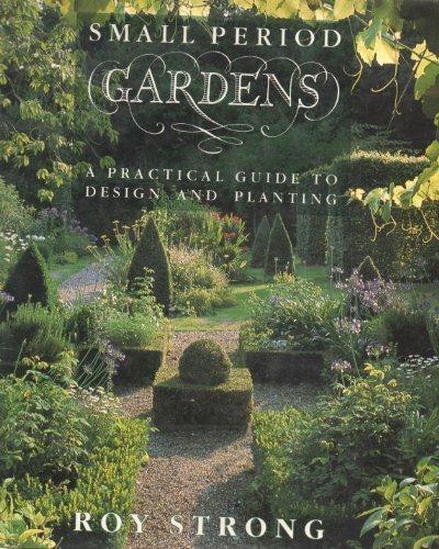 9780847815517: Small Period Gardens