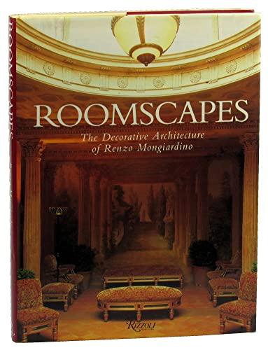 9780847815531: Roomscapes The Decorative Architecture of Renzo Mongiardino