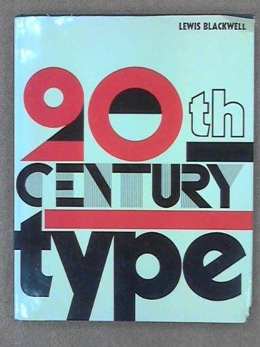 Twentieth-Century Type: Blackwell, Lewis
