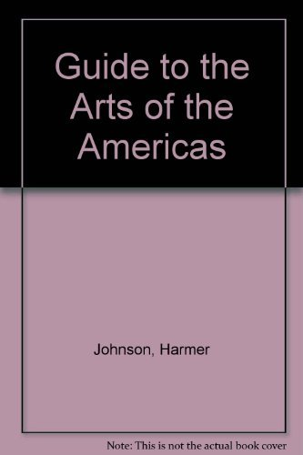 9780847815975: Guide To The Arts of The Americas