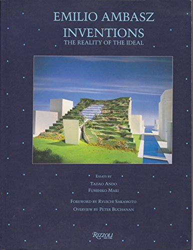 9780847816088: Emilio Ambasz, Inventions: The Reality of the Ideal