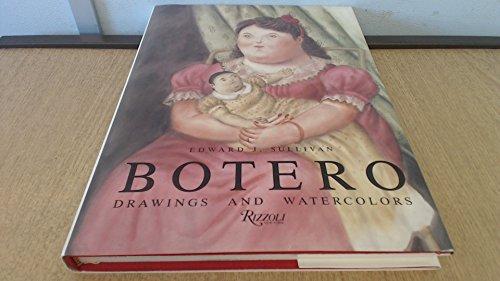 Botero: Drawings and Watercolors: Sullivan, Edward J., Ed.