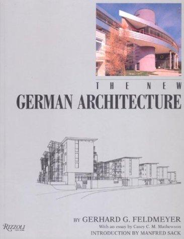 9780847816736: New German Architecture