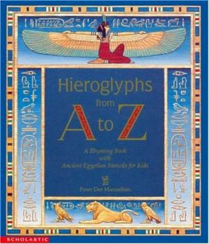 Hieroglyphs From A To Z: Rizzoli