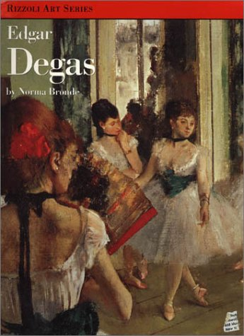 9780847817511: Edgar Degas (Rizzoli Art Classics)