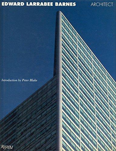 9780847818211: Edward Larrabee Barnes Architect