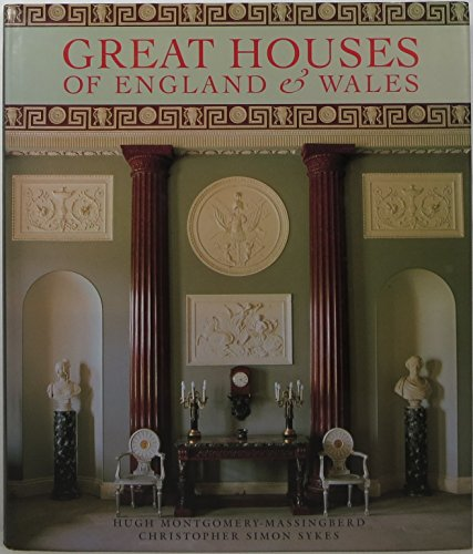 9780847818242: Great Houses of England & Wales
