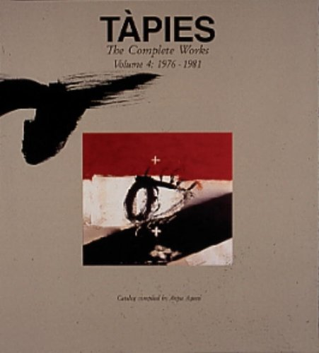 9780847818297: Tàpies: The Complete Works