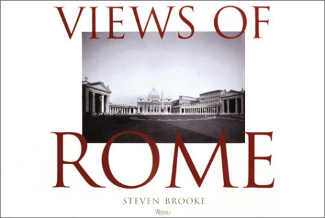 9780847818815: Views of Rome